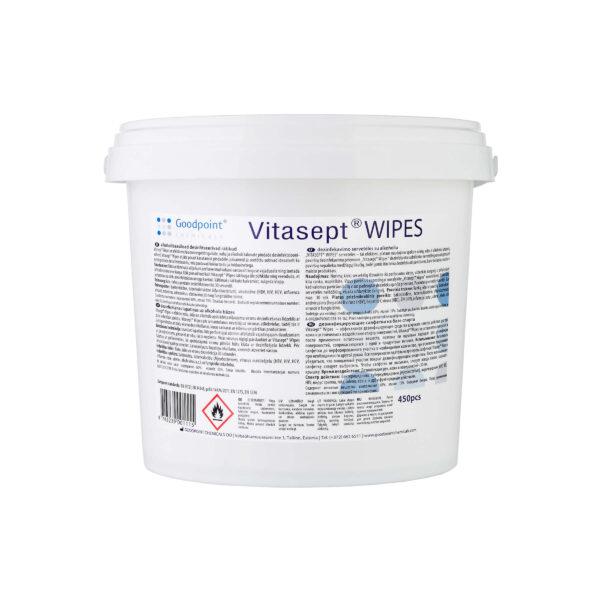 Vitasept®Wipes 450tk